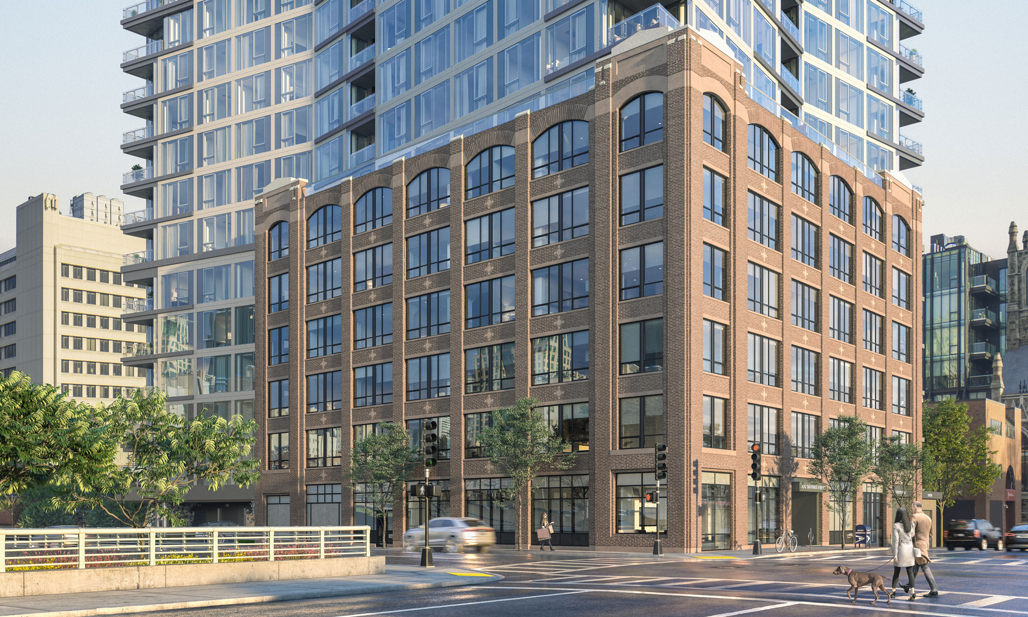 The Davis Companies Celebrates the Groundbreaking of $170 Million, 138 Unit Condo Building in Boston