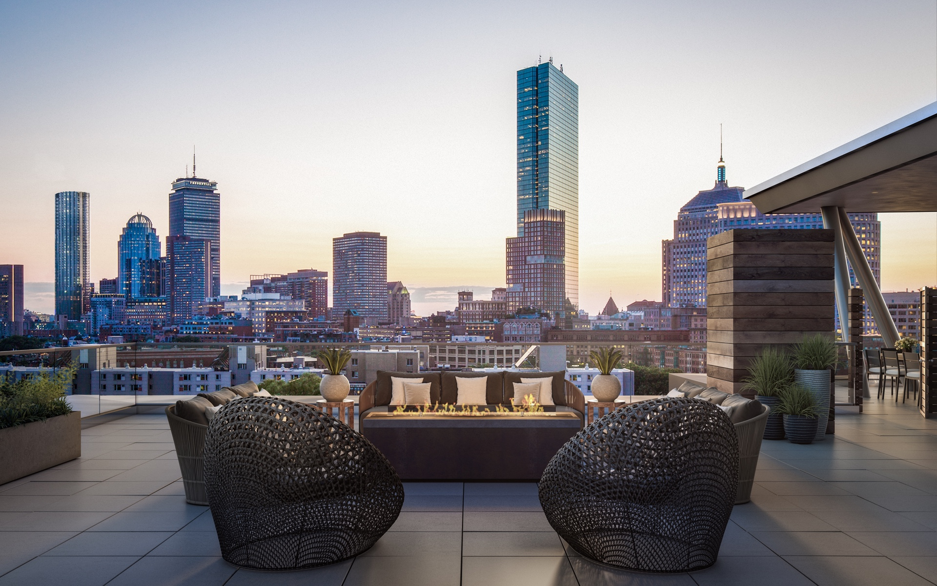 Sales Launch At 100 Shawmut, The South End's Newest Luxury Condo